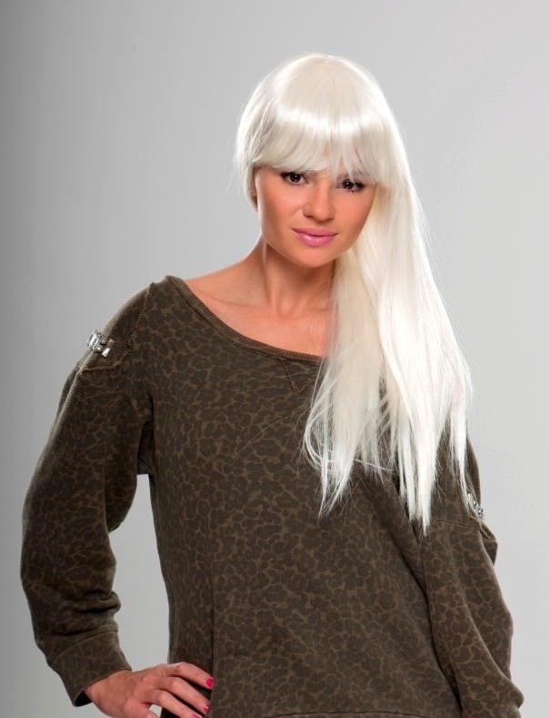 Extra long White Wig | Amazing Long White Wigs Buy Online ...