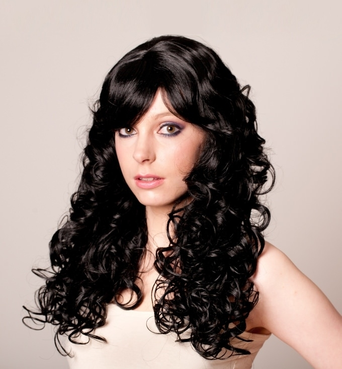 Wigs Long Curly 41