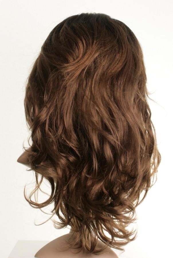 black to brown dip dye wig stunning black and brown dip