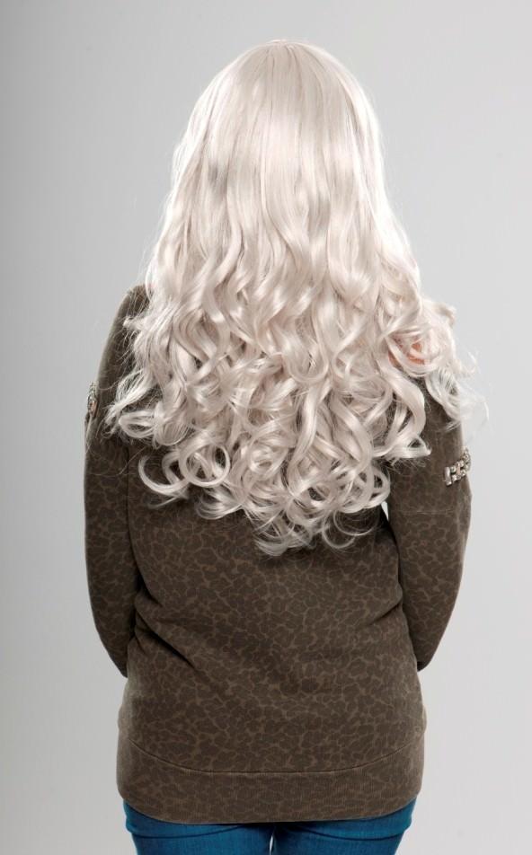 Curly Grey Wig Beautiful Curly Grey Wigs Buy Online Uk