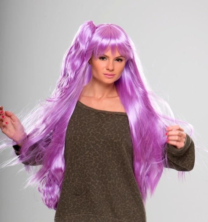 Purple Cosplay Wig Purple Cosplay Wigs Buy Online Uk