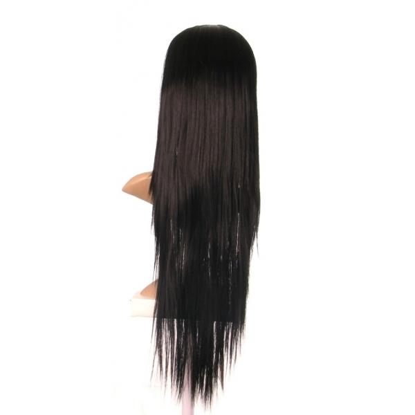 Natural Hair Black Wig