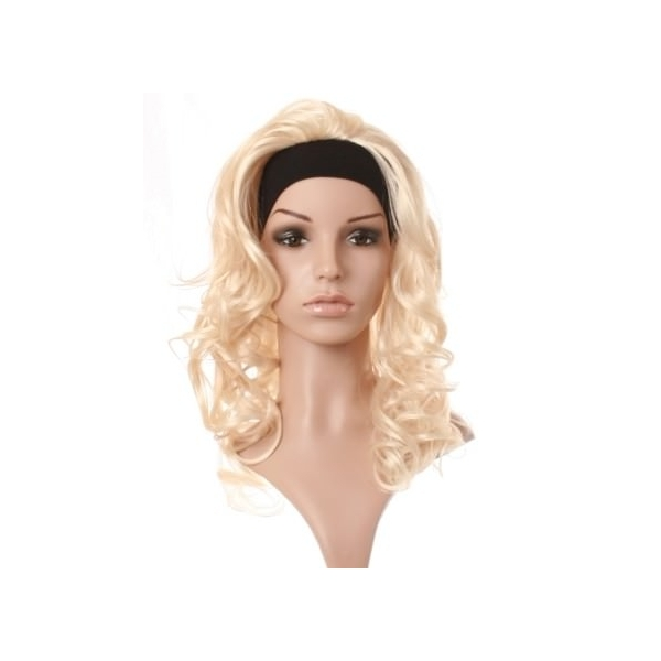 Wigs With Hairbands 11