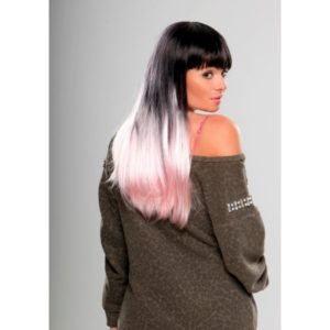 mel-black-and-light-pink-dip-dyed-wig