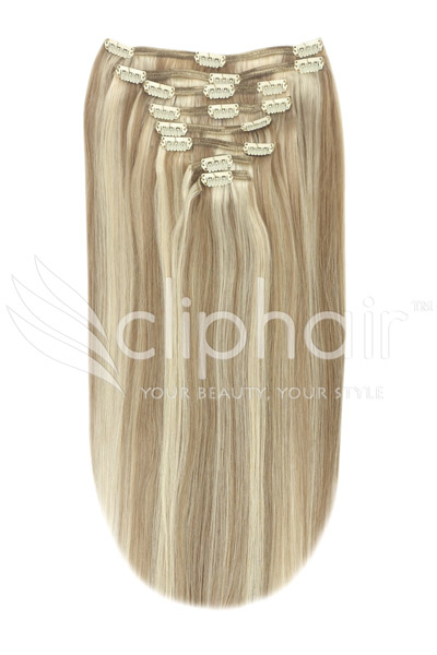 Cliphair 20 inch full head remy clip in human hair extensions cliphair 20 inch full head remy clip in human hair extensions assorted colours wonderland wigs pmusecretfo Gallery