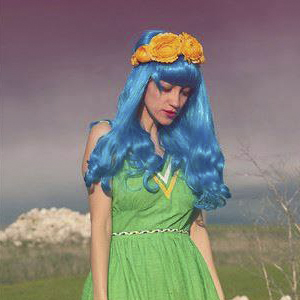 Blue Wig - Salon appointments at Wonderland wigs