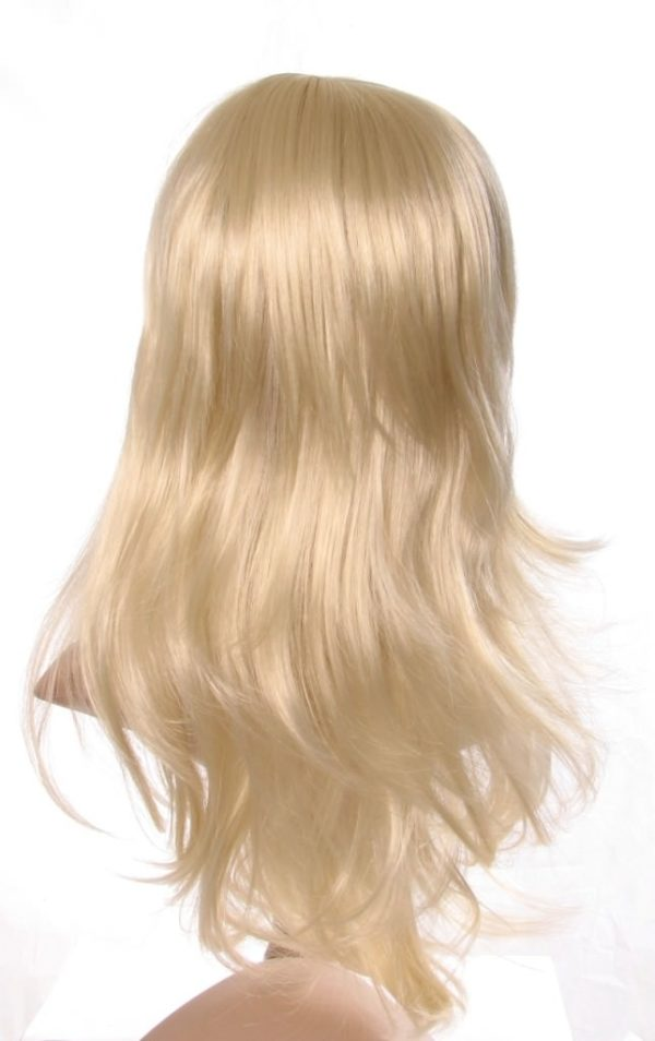 Daisy - Long light blonde wig (layered)