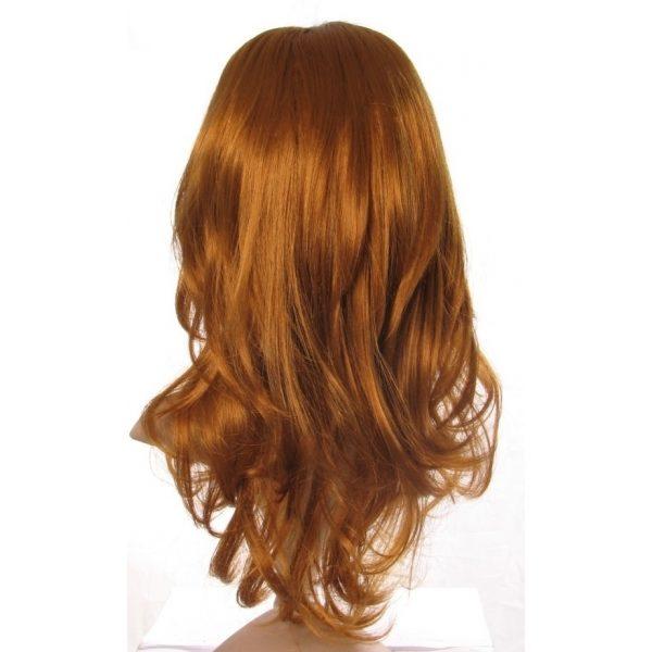 Zoe - Auburn ginger wig (layered)