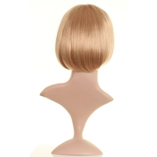 Lynda - Golden blond bob wig