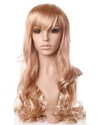 March - Long 2 tone wavy blonde wig