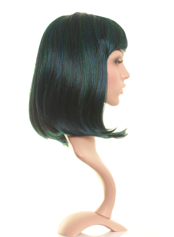 Aqua Wig Stunning 3 Tone Aqua Coloured Wigs Buy Online Uk