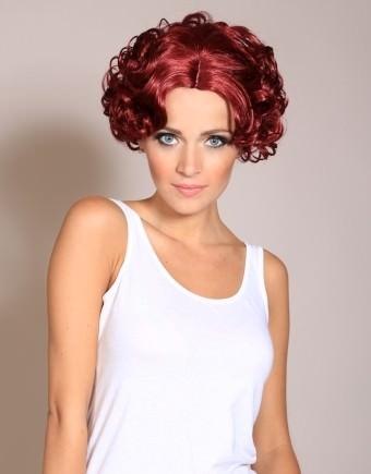 Curly bob wig  5f83223c6