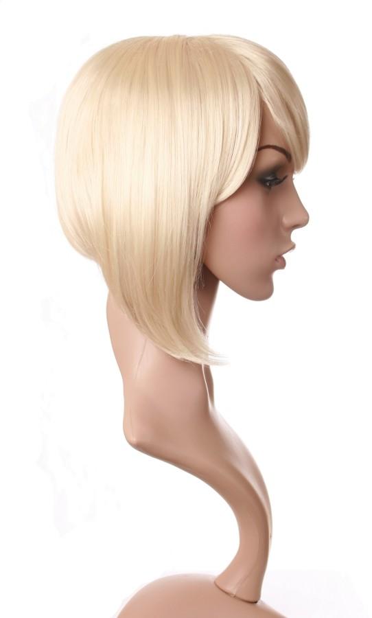 Sara - Blonde inverted bob wig