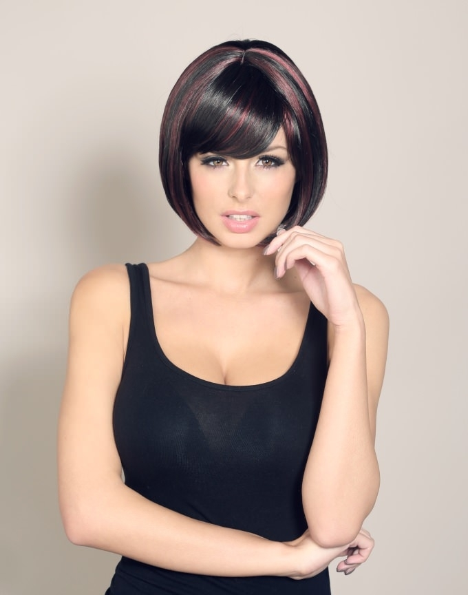 Dark Brown Wig Fashionable Dark Brown Wigs Buy Online Uk