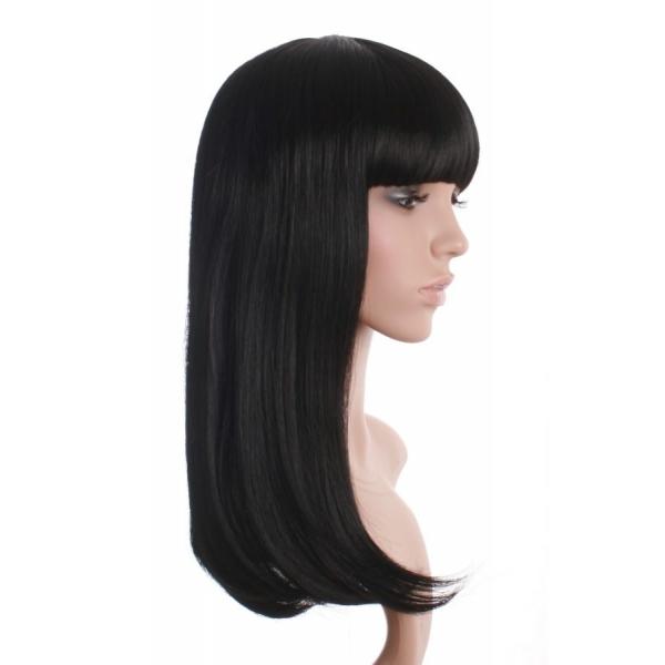 Long Black Wig Quality Long Black Wigs Buy Online Uk
