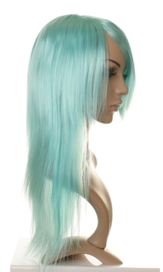 Blue Cosplay Wig Bright Blue Wigs Buy Online Uk