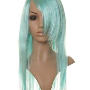 Lolita - Bright blue cosplay wig