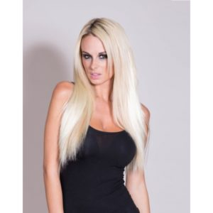 Straight 3/4 Wig Half Wig Hairpiece (In A Range Of Colours)