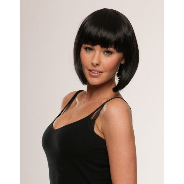 Juliet - Off black bob wig