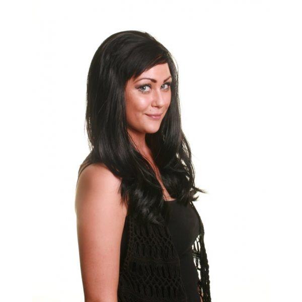 Medium_Length_Flicked_Half_Wig_Hair_Piece_Wonderland_Wigs_UK