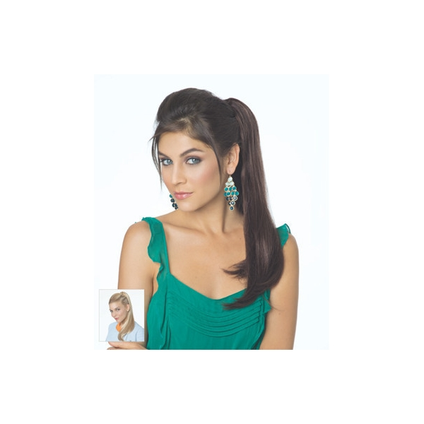 Revlon Quick Clip Straight Ponytail Hair Extension Revlon Quick