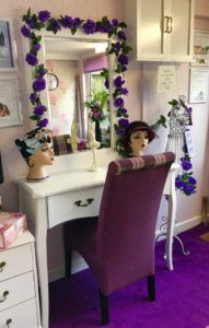 Salon appointments at Wonderland wigs